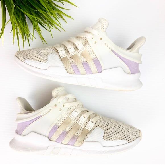 Adidas EQT Support ADV 91-16 off white/ purple